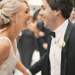 Под цвет платья: главное украшение невесты — улыбка