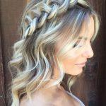 Прически на среднюю длину волос: 13 быстрых вариантов на каждый день (пошагово)