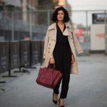 С чем носить черные брюки: 8 стильных образов