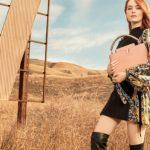 Мода в пустыне: новая рекламная кампания Louis Vuitton с Эммой Стоун