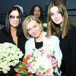 Семья Стриженовых и другие гости показа Виктории Андреяновой