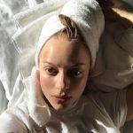 Украинская модель стала лицом новой рекламной кампании Milk Makeup