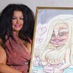 Эта женщина потратила целое состояние ради сходства со своей карикатурой