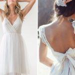 Модные свадебные платья 2018: лучшие варианты на весну