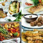 Что можно приготовить на костре: вегетарианское меню (фото)