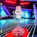 Главный трофей «Евровидения-2018» доставили на арену в Лиссабоне