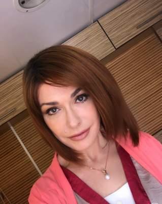 Ольга Сумская кардинально сменила прическу