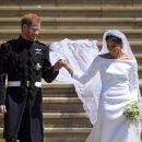 Меган Маркл обвинили в сквернословии на свадьбе