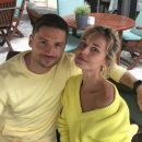 Полина Гагарина и Сергей Лазарев одновременно опубликовали совместное фото