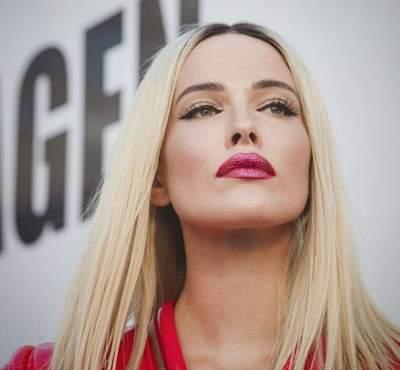 Даша Астафьева кардинально изменила цвет волос