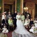 Появились первые фото со свадьбы принца Гарри и Меган Маркл