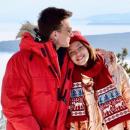 Влад Топалов и Регина Тодоренко целовались в кафе быстрого питания