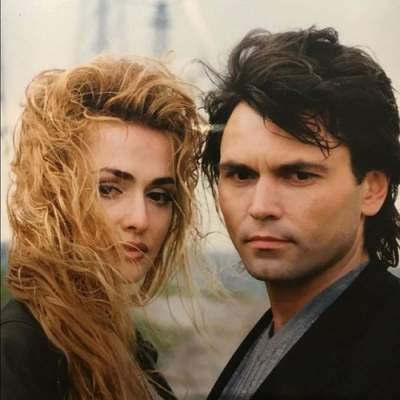Ольга Сумская показала старую фотографию с мужем