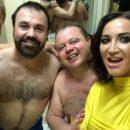 В компании трех голых мужчин: Ольга Бузова сняла горячее видео в гримерке после спектакля