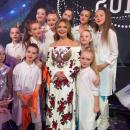 Алина Кабаева появилась на мероприятии с государственным гербом на груди