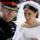 Племянника Маркл задержали с ножом в день ее свадьбы