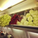 Волочковой надарили целый самолёт цветов