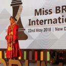 Россиянка победила в первом конкурсе Miss BRICS International