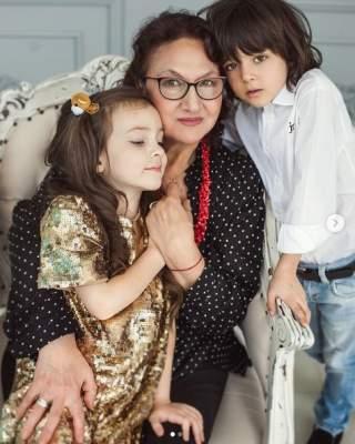 Филипп Киркоров показал бабушку своих детей