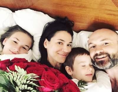 Маша Ефросинина поделилась трогательным семейным фото