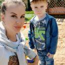 Ольга Ветер скрывает от сына наркозависимость отца