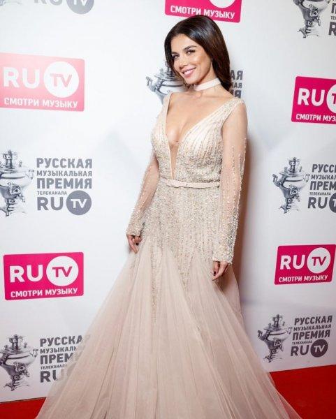 Анна Седокова рассказала о тайне знакомства с отцом Гектора