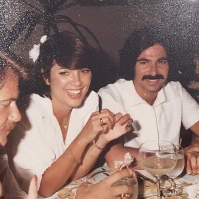 Ким Кардашьян показала фото своих родителей в молодости