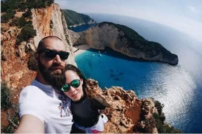 Юлия Санина рассказала о семейном отдыхе в Греции