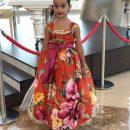 «Не погань краской ребёнка!»: Ксению Бородину раскритиковали за образ 8-летней дочери