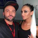 Как Кончита: Ольга Бузова ввела фанатов в заблуждение фатой и нарисованной бородой