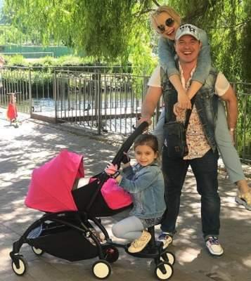 Лилия Ребрик поделилась свежим семейным фото