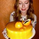 Творческое самовыражение: Юля Савичева похвасталась сладким хобби