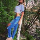 Photoshop в помощь: Маша Кохно насмешила хейтеров тонкой талией