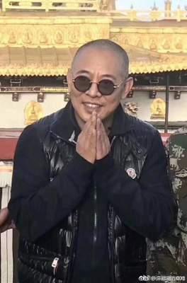 Джет Ли обеспокоил поклонников необычным внешним видом