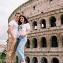 Украинская певица похвасталась романтичными фото с мужем