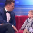 Маленький талант из Кеми принял участие в «Лучше всех» с Максимом Галкиным