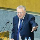 «Усы надежды»: Жириновский поддержал флешмоб Урганта
