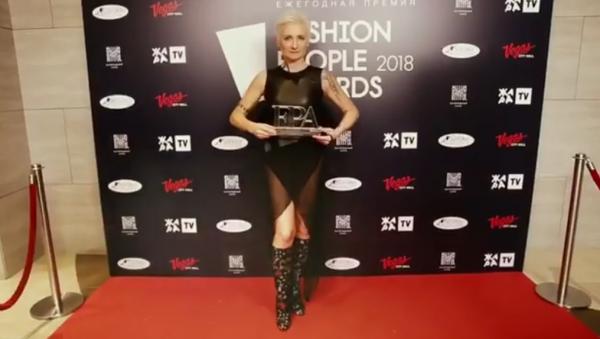 Диана Арбенина удивила платьем с полупрозрачной юбкой