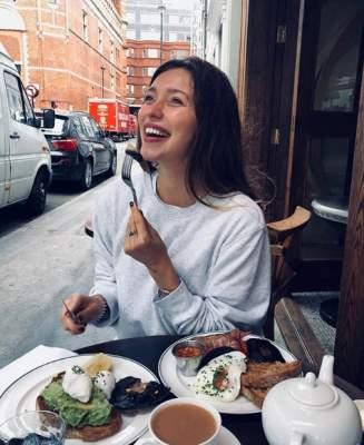 Регина Тодоренко показала, как отмечает свой день рождения