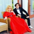 Фанаты пришли в восторг от редкого фото Аллы Пугачевой в алом платье