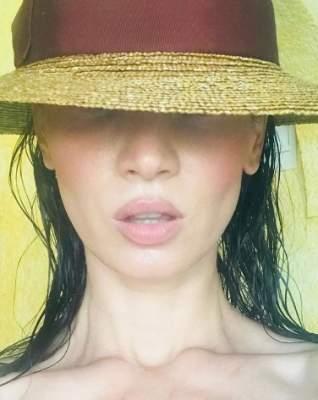 Татьяна Денисова отличилась соблазнительным селфи