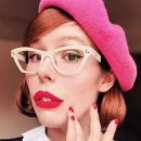 Соню Плакидюк похвалили за яркий макияж