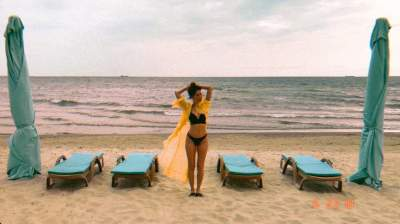 Надя Дорофеева восхитила фигурой в бикини