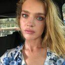 36-летняя Наталья Водянова удивила фотографией без макияжа