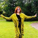 Ирина Билык побаловала фанатов стильным образом