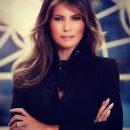 Скандальная надпись на плаще Мелании Трамп привела к неожиданному результату