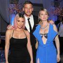 Ким Кардашьян пообещала сделать украинскую миллиардершу Марину Актон знаменитой
