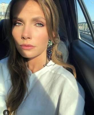 Ольга Сумская поделилась фотографией дочери