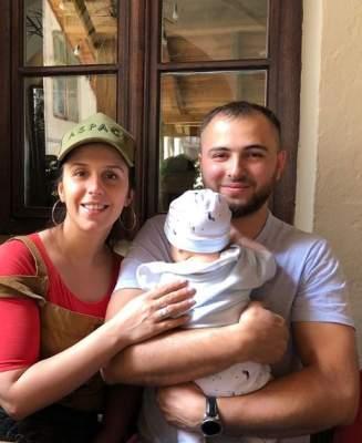 Джамала порадовала новым фото с мужем и сыном