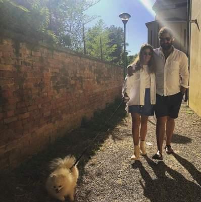 Жанна Бадоева показала редкое фото с мужем